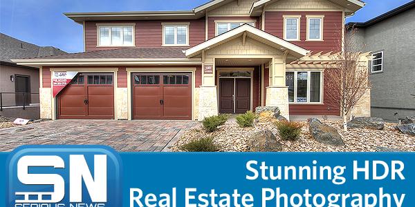 Real Estate Photography Winnipeg